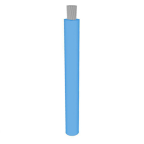 GXL Primary Wire 18 AWG XLPE Insulated, 60V, Light blue