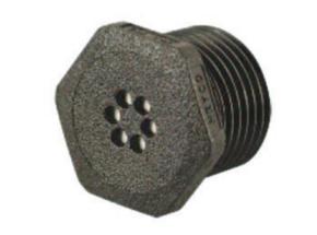 "Plug, 0.69"", Nylon"