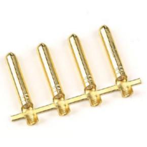 "Pin, 14, 1.25"", Ground, Brass"