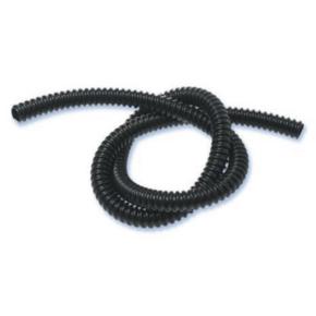 "Plastic Conduit, 2.03"" ID, 2"" Trade Size, PVC, Black"