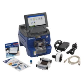 Printer, Single Color, 5in/s, Enet, PCMCIA, RS-232C, USB