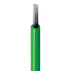 10 AWG, UL 1015 Lead Wire, 65 Strand, 105C, 600V, PVC, Black, 9910