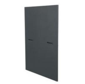 """Panel, 37.16""""x26.78"""", 19U, Steel, Black"""