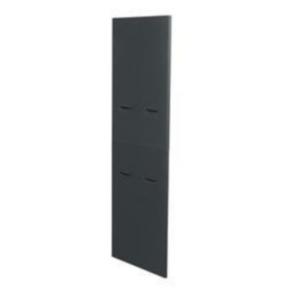 """Panel, 70.41""""x26.78"""", 38U, Steel, Black"""
