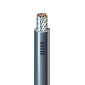 12 AWG, UL 3512 Lead Wire, 19 Strand, 200C, 600V, SILICONE, Green