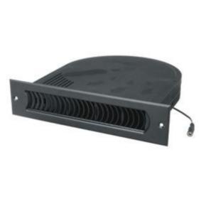 """Rack Cabinet CoolerRack Cabinet Cooler, 2.75""""x10.63"""", 50CFM"""