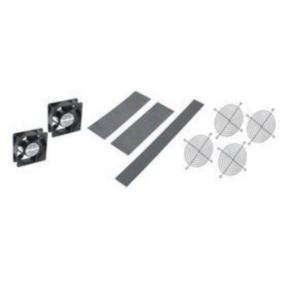 "Rack Fan Kit, 4.68""x4.68"", 95CFM"