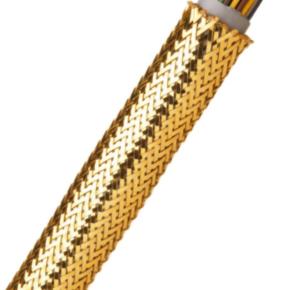 """Expandable Sleeve, Size 5/16"""", Mylar, Gold"""