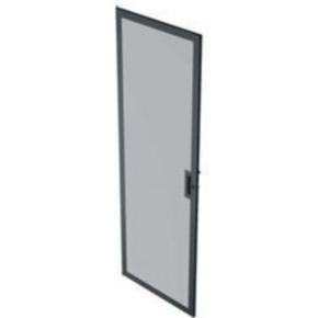 """Panel, 76.875""""x27.287"""", 44U, Steel, Black"""