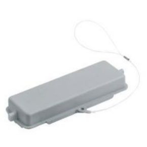 Dust Cover, HBE 10, Gray
