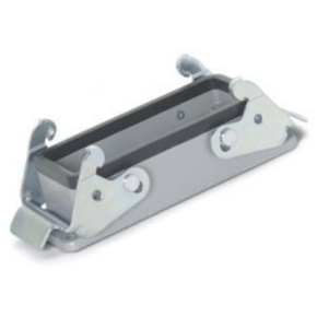 Panel Mount Base, HBE 24, 600V, 16A, Not specified