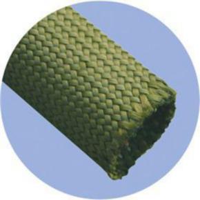 "Expandable Sleeve, Size 0.375"", Halar, Green"