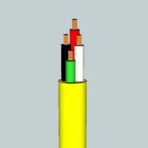 GPTM Marine Primary Wire, 16 AWG, 19 Strand, Yellow