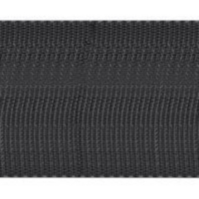 """Expandable Sleeve, Expands: 1.25"""", 0.025"""" Wall, Size 0.50"""", Polyester, Black"""