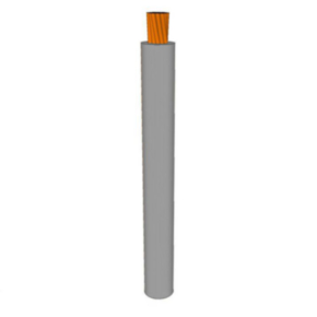 GXL Primary Wire 8 AWG XLPE Insulated, 60V, Gray