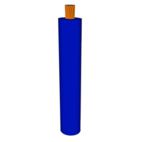 GXL Primary Wire 12 AWG XLPE Insulated, 60V, Dark blue