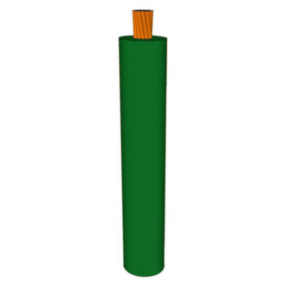GXL Primary Wire 12 AWG XLPE Insulated, 60V, Dark green