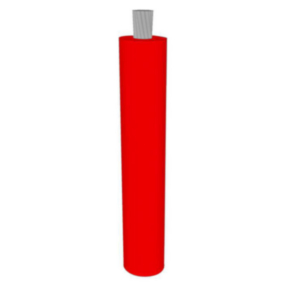 GXL Primary Wire 12 AWG XLPE Insulated, 60V, Red