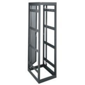 """Freestanding Rack, 70.875""""x22"""", 37U, Steel"""