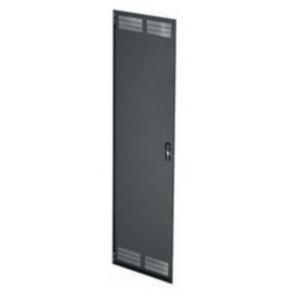 """Panel, 78.06""""x19.40"""", Steel, Black"""