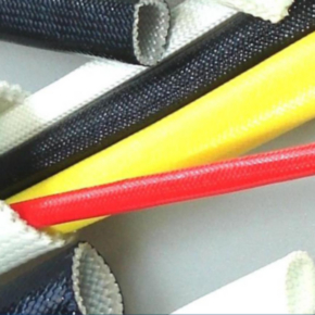 "Expandable Sleeve, Expands: 0.786"" to 0.75"", Acrylic, Size 0.75"", Fiberglass, Natural"