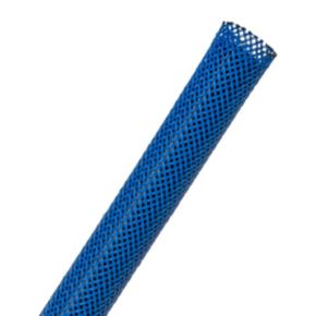 """Expandable Sleeve, Size 1.75"""", PET, Neon blue"""