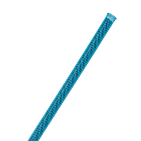 """Expandable Sleeve, Size 1/8"""", PET, Teal"""