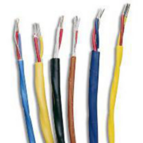 Type KX Extension Grade Thermocouple Wire, 20 AWG, 2C, Solid, FEP Insulation, Not specified
