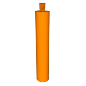 GXL Primary Wire 16 AWG XLPE Insulated, 60V, Orange