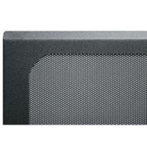 """Panel, 42.87""""x20.04"""", 24U, Steel, Black"""