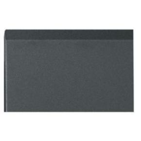 """Panel, 47.17""""x21.71"""", 24U, Steel, Black"""
