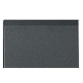"""Panel, 69.92""""x21.71"""", 37U, Steel, Black"""