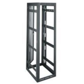 """Freestanding Rack, 83.125""""x24.25"""", 44U, Steel"""